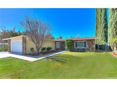 Calabasas Single Family Home For Sale: 5685 Ruthwood Drive