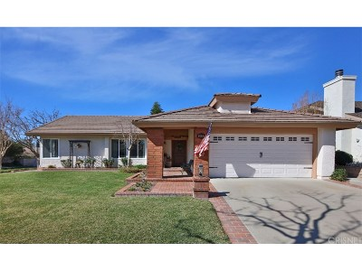 Simi Valley CA Single Family Home For Sale: $685,000