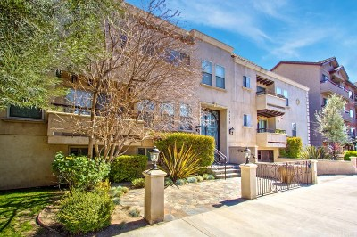 Studio City Condo/Townhouse For Sale: 4466 Coldwater Canyon Avenue #106