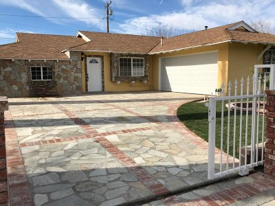 Palmdale Single Family Home For Sale: 38647 Carolside Street