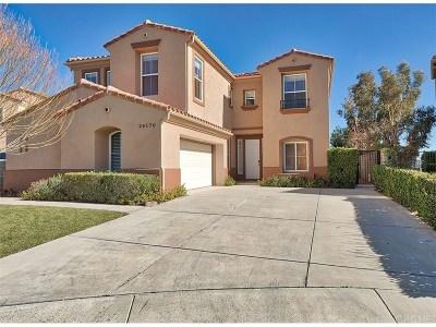 Stevenson Ranch Single Family Home For Sale: 26170 Twain Place