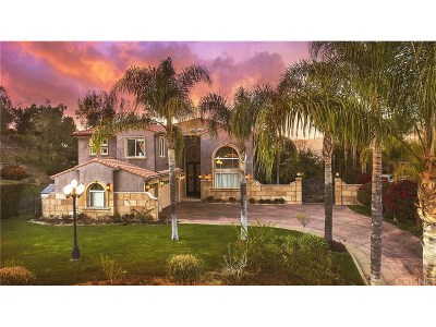 Encino Single Family Home For Sale: 4165 Elm View Drive