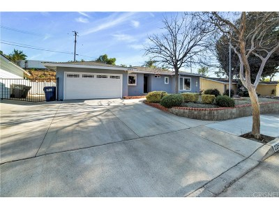Saugus Single Family Home For Sale: 22614 Aguadero Place