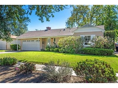 Pasadena Single Family Home For Sale: 3280 Hermanos Street