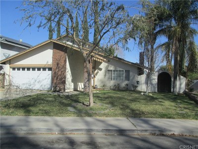 Valencia Single Family Home For Sale: 25408 Via Pacifica
