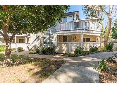 Thousand Oaks Condo/Townhouse For Sale: 2486 Pleasant Way #I