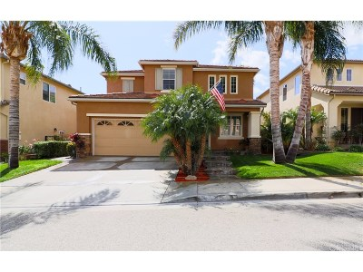 Saugus Single Family Home For Sale: 19950 Sassoon Place