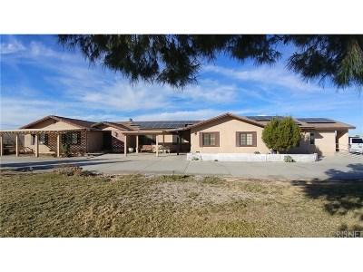 Lancaster Single Family Home For Sale: 1539 West Avenue L12