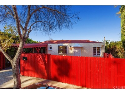 Single Family Home For Sale: 1630 Elevado Street