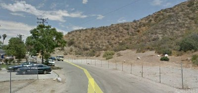 Canyon Country Residential Lots & Land For Sale: Scherzinger Lane