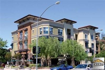 Valencia Condo/Townhouse For Sale: 24505 Town Center Drive #7307