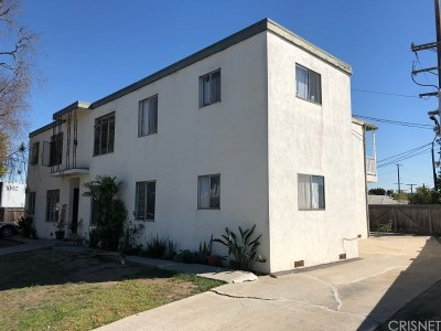 Los Angeles County Residential Income For Sale: 920 Marine Street