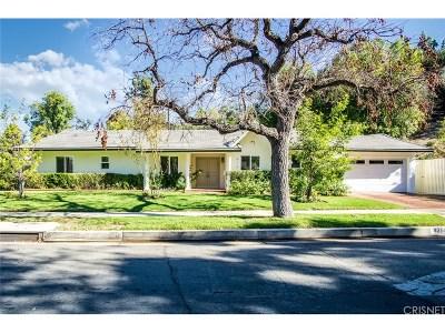 Woodland Hills Single Family Home For Sale: 4750 Larkwood Avenue
