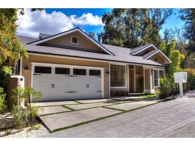 Los Angeles County Single Family Home For Sale: 3130 Ellington Drive