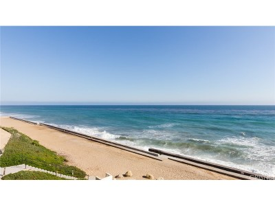 Malibu Single Family Home For Sale: 11856 Beach Club Way