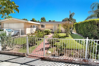 Canyon Country Single Family Home For Sale: 19016 Newhouse Street
