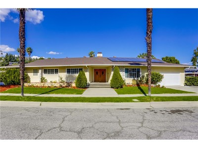 South Pasadena Single Family Home For Sale: 1734 Las Palmitas Street