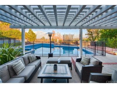 Tarzana Single Family Home For Sale: 4524 Ellenita Avenue