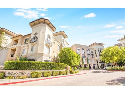Valencia Condo/Townhouse For Sale: 24545 Town Center Drive #5403