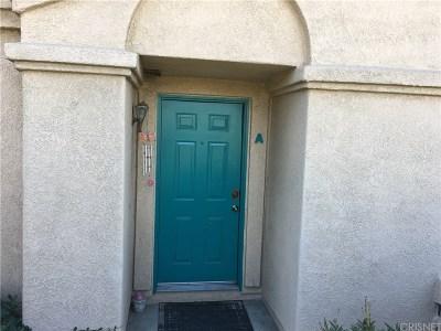 Los Angeles County Condo/Townhouse For Sale: 18706 Vista Del Canon #A