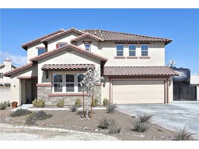 Lancaster Single Family Home For Sale: 4137 West Avenue J7