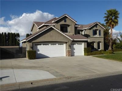 Palmdale Single Family Home For Sale: 5707 Avenida Esplendida