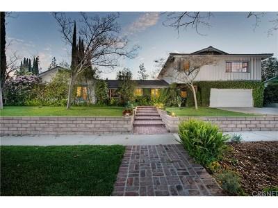 Chatsworth Single Family Home For Sale: 10141 Laramie Avenue