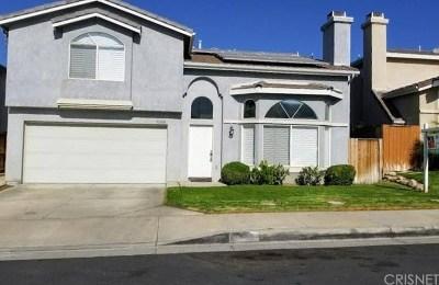 Castaic Single Family Home For Sale: 31368 Nichols Lane