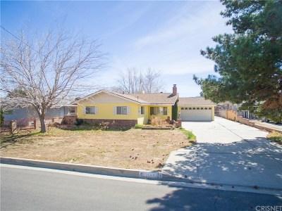 Quartz Hill Single Family Home For Sale: 4318 West Avenue L4