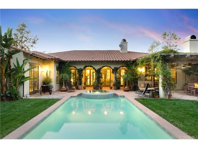 Single Family Home For Sale: 25202 Prado De Rosado