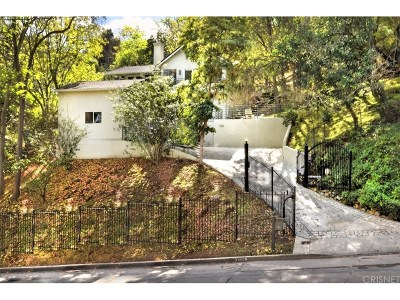 Los Angeles County Single Family Home For Sale: 7324 Woodrow Wilson Drive