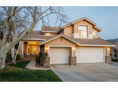 Canyon Country Single Family Home For Sale: 29242 Sequoia Road