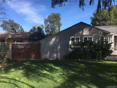 Woodland Hills Single Family Home For Sale: 6144 Fallbrook Avenue