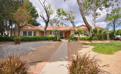 Northridge Single Family Home For Sale: 8763 Balboa Boulevard