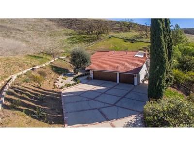 Agoura Hills Single Family Home Sold: 28602 Acacia Glen Street