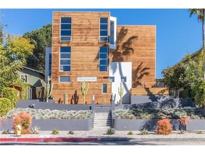 Los Feliz Single Family Home For Sale: 3341 Rowena Avenue