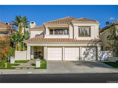 Single Family Home For Sale: 4378 Park Monte Nord