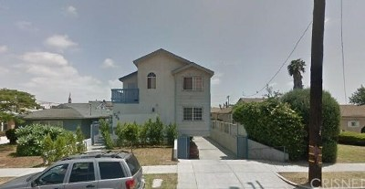 Inglewood Condo/Townhouse For Sale: 326 East Hazel Street #5