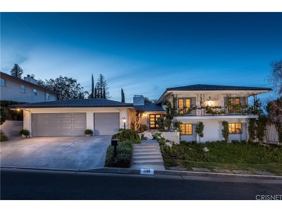 Woodland Hills Single Family Home For Sale: 4159 Matisse Avenue
