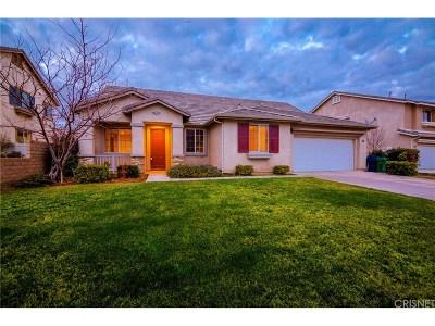 Palmdale Single Family Home For Sale: 2331 Rockrose Street