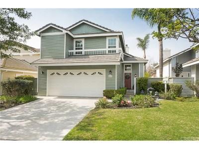 Moorpark Single Family Home For Sale: 4431 Skyglen Court