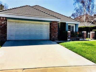 Valencia Single Family Home For Sale: 26515 Mistletoe Court