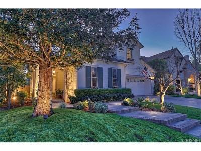 Valencia CA Single Family Home For Sale: $1,145,000