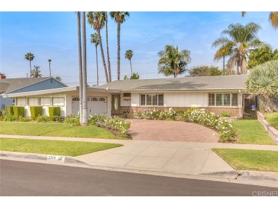 Ladera Heights Single Family Home For Sale: 5929 South Sherbourne Drive
