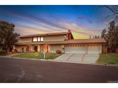 Porter Ranch Single Family Home For Sale: 11767 Seminole Circle