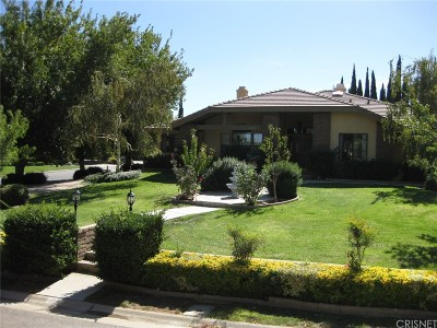 Palmdale Single Family Home For Sale: 5828 Loquat Lane