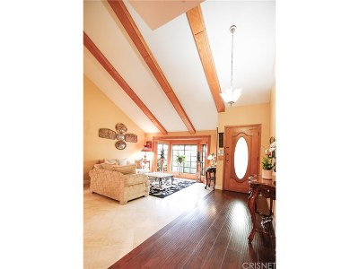 Sherman Oaks Single Family Home For Sale: 13520 Hesby Street