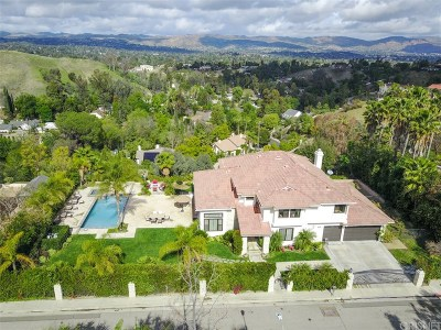 Woodland Hills Single Family Home For Sale: 4753 Azucena Road