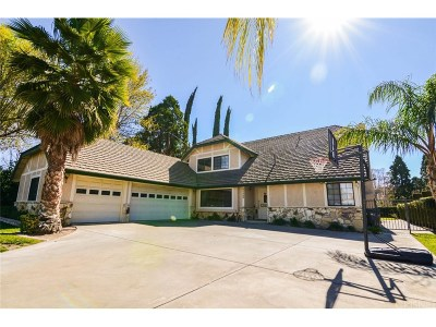 Los Angeles County Single Family Home For Sale: 23502 Cherry Street