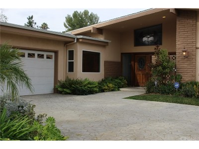 Woodland Hills Rental For Rent: 23427 Canzonet Street
